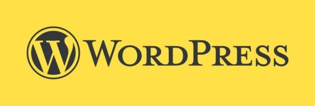Logo officiel de WordPress
