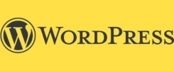 Logo officiel de WordPress