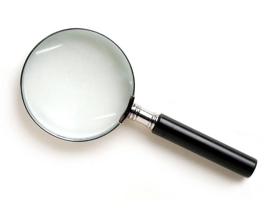 La loupe, symbole de recherche en référencement naturel