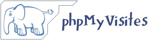 """logo phpMyVisites, devenu Piwik puis Matomo, """"L'alternative à Google Analytics qui protège vos données et la vie privée de vos clients"""""""